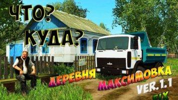 Village Maximovka v1.1 (Fixed) LS15