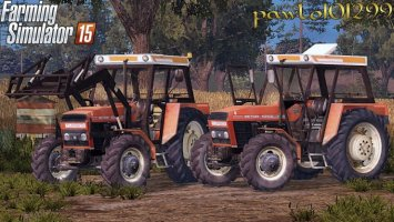 Zetor 10145 Turbo LS15