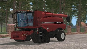 Case 7130 ATI Wheels LS15