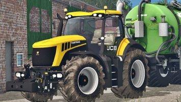 JCB Fastrac 8310 LS15