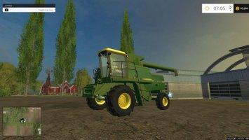 John Deere 8820 LS15
