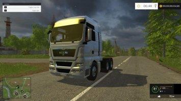 MAN TGX 18.680 LS15
