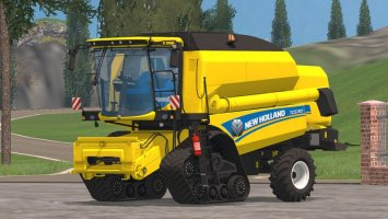 New Holland TC 5.90 ATI Wheels v1.1