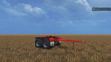 Roadwest dolly for trailer