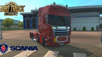 Scania R bi-truck 2.0 by Conbar