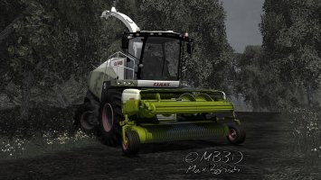 Claas Pick Up 300 LS15