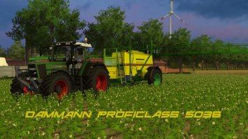 Dammann Proficlass 5036 ls15