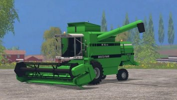 DEUTZ FAHR M 36.10  Green ls15