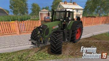 Fendt Vario 820 LS15