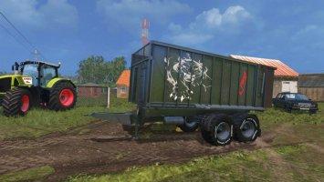 Fliegl TMK 266 Black Panther Edition
