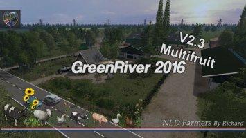 Green River 2016 v2.3 Multifruit