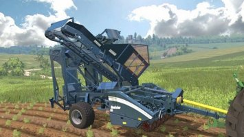 Grimme mini rootster ls15