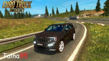 Jeep Grand Cherokee SRT8 ETS2