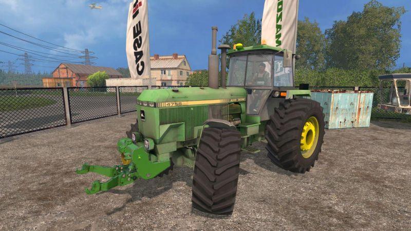 John Deere 4755 V2 Ls15 Mod Mod For Landwirtschafts