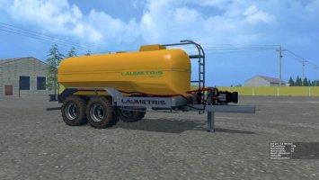 Laumetris tank-trailer PTL-12V LS15