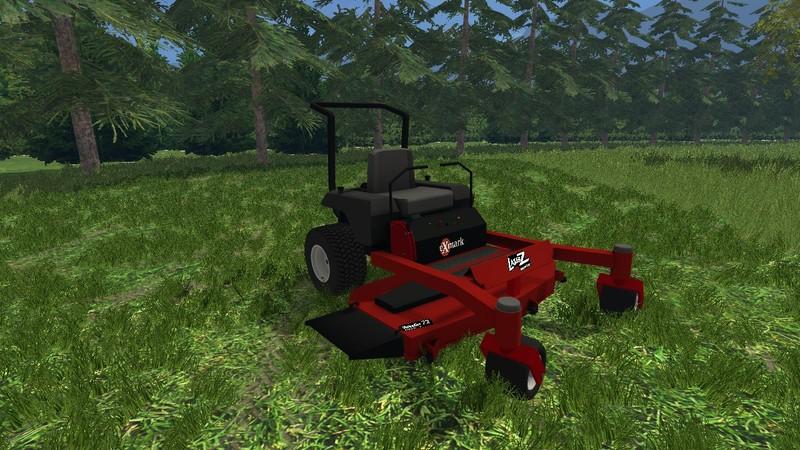 Rasenpflege Set Mod Mod For Landwirtschafts Simulator
