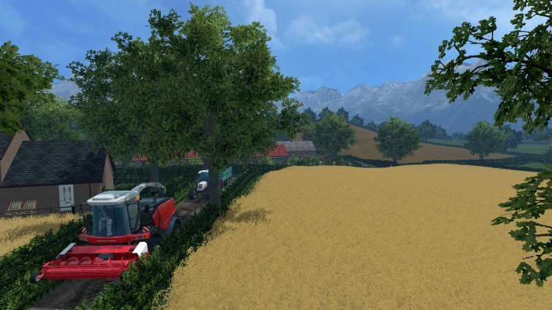 New Folley Hill Farm V3 - LS15 Mod   Mod for Landwirtschafts