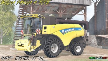 New Holland CR9.90 40 Jahre Edition v1.1