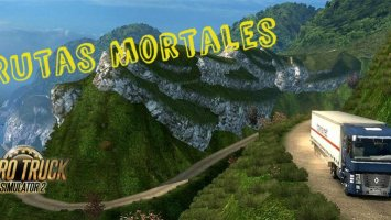 Rutas Mortales v1.4 ets2