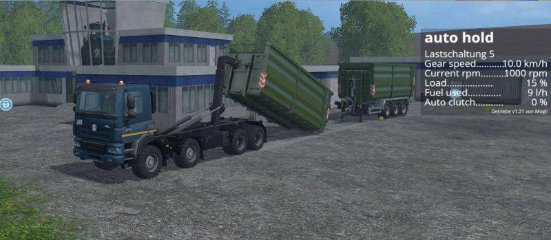 Tatra Phoenix 8×8 Agro Truck IT-Runner - LS15 Mod | Mod for Farming Simulator 15 | LS Portal