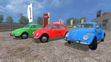 Volkswagen Beetle 1966 Post Edition