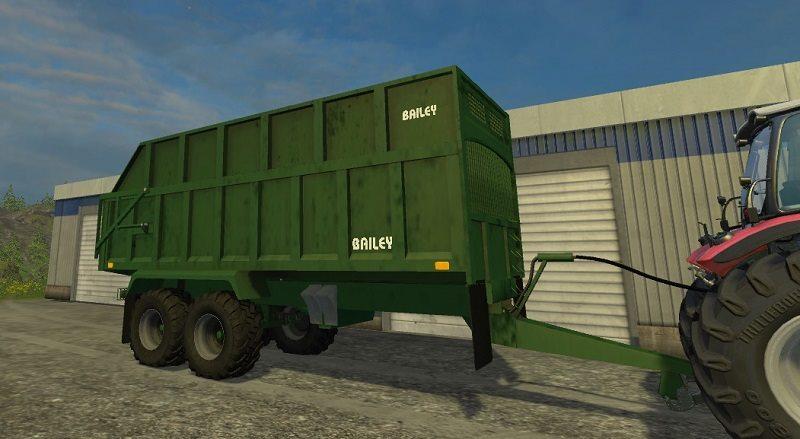 BAILEY TB18 V1
