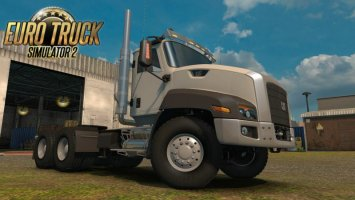 CAT CT660 V1.0 FIXED ETS2