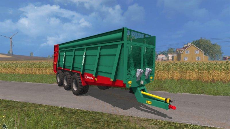 Farmtech Fortis 2000 LS15