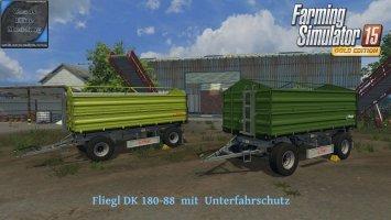 Fliegl DK 180-88 Set