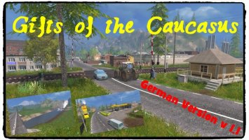 Gifts of the Caucasus German Version v 1.1