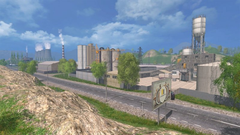 Gifts Of The Caucasus German Version V LS Mod Mod For - Southern norway map ls15