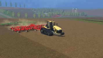Great Plains Seedbed Conditioner ls15