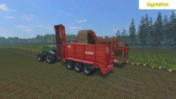GRIMME RUW 4000 LS15