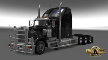 Kenworth W900 Tri-Drive by Bu5ted ETS2