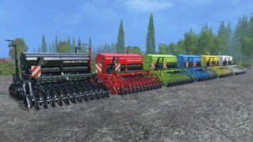 Kuhn Sitera 3000 Dyeable
