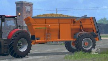 Laumetris manure spreader MKL-14