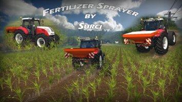 MDS fertilizer sprayer LS15