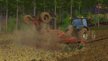 Stubble Cultivator FS15 LS15