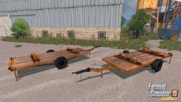 Transport Cutter Trailer ls15