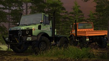 Unimog U1200/U1600 LS15