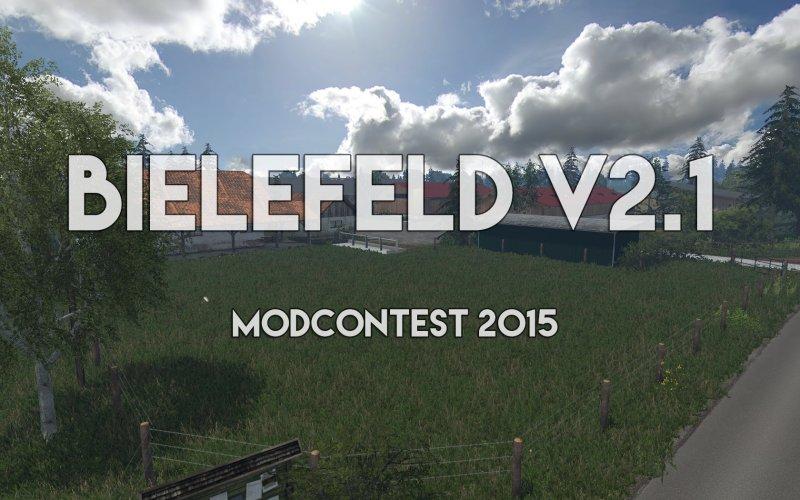Bielefeld V21 Mod Mod for Farming Simulator 15 LS Portal