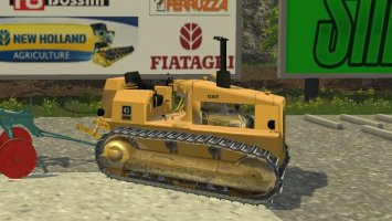 CATERPILLAR D4E V2 LS15