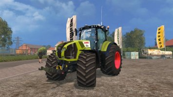 Claas Axion 850 v1.2 LS15