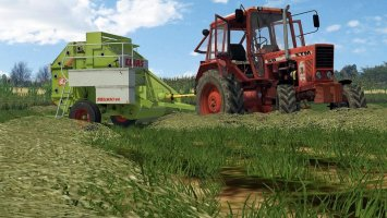 Claas Rollant 44s LS15