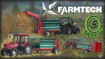 Farmtech Minifex 500/550