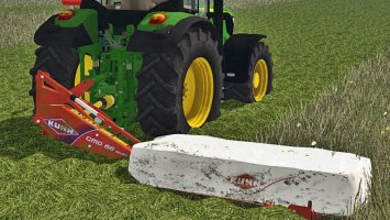 Kuhn GMD 66 Washable LS15