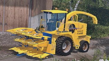 New Holland FX 48 v 1.1 ls15