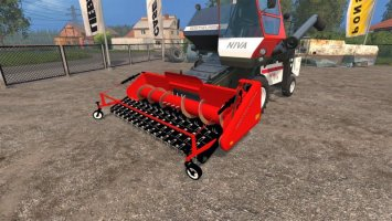 RSM NH forage Pickup ls15