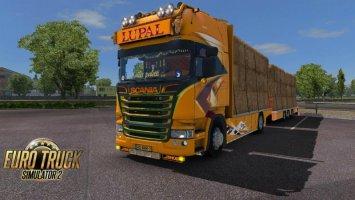 Scania Lupal v2.0 + DLC 1.23.x - 1.23.3.1s ETS2