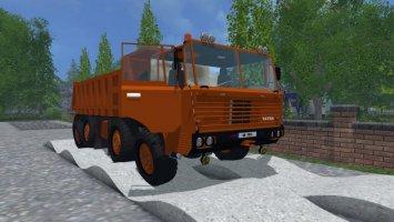 Tatra 813 S1 8x8 - Drtikol